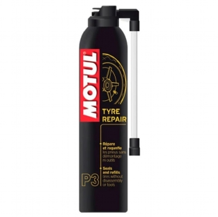 REPARO PNEU TYRE REPAIR P3 300ML - MOTUL