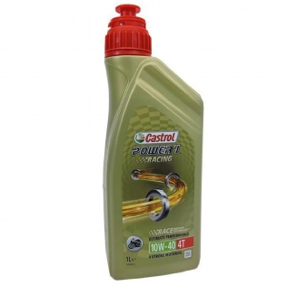 ÓLEO 4T 10W40 POWER 1 RACING 1 LITRO - CASTROL