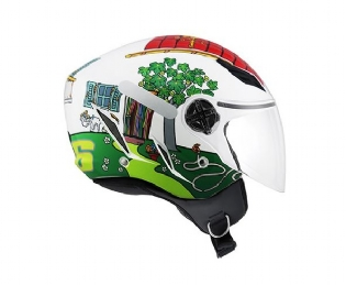 CAPACETE AGV BLADE VALENTINO ROSSI HOUSE