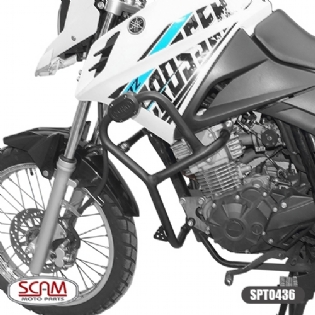 Protetor Motor e Carenagem Xtz150 Crosser Scam Spto436