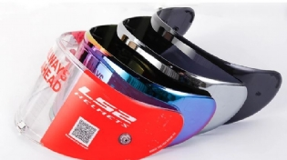 Viseira Capacete Ls2 Ff323 Arrow Original
